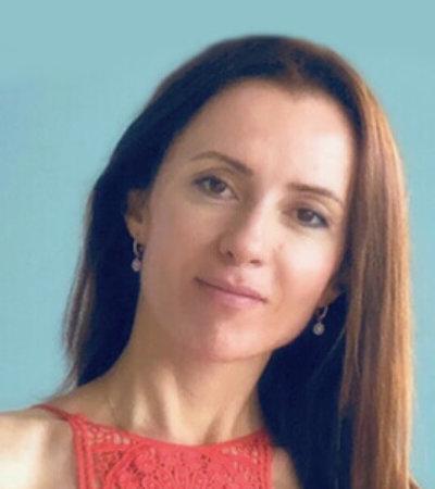 Yuliya Hvazdarova
